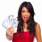 Girl-With-Money